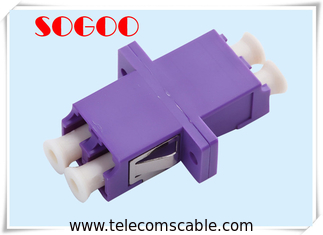 Colorful Simplex / Duplex Fiber Optic Adapters SC / PC FC / APC LC ST SM MM
