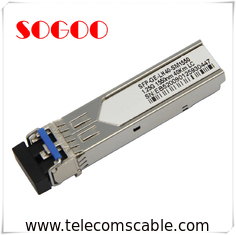 China 10G Bidi SFP Optical Module 10km T1270/R1330nm T1330/R1270nm 10G supplier