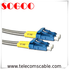 HUAWEI CPRI Compatible Optical Cable , CPRI LC Armored Fiber Optic Patch Cable