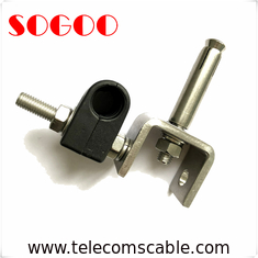 Self Locking Feeder Cable Clamp For Base Station Installation