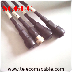 "China 7 / 8""Coaxial Rf Cable Assemblies 50 Ohm Ring Corrugated Copper Outer Conductor factory"