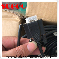 China ZDJ-9 / DB9 Digital Signal Cable Assemblies For ZTE Equipment Yourong Opticom supplier
