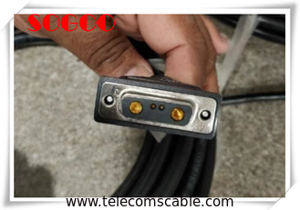 TELECOM Base Station Cable Control / Power Cable 052740309812 For Zte / Huawei