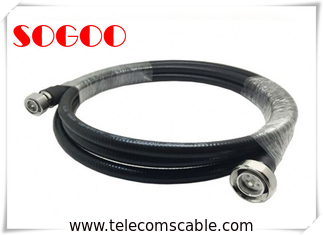 Super Flex Coax Jumper Cables 1/2 Inch With DIN 7/16 Male Connector