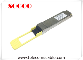 China SFP Optical Transceiver Module 40G QSFP+ PSM 2KM 1310nm Wave Length supplier