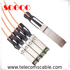 Cisco SFP Active Optical Cable QSFP-4X10G-AOC1M Compatible 40G QSFP To 4*10G