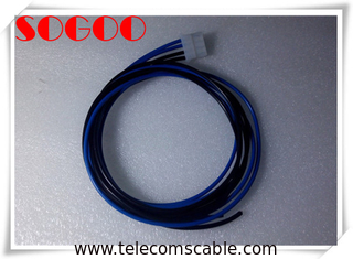 Power cord of 4 Holes ,Base Station Cable For Huawei Eps30-4815af / Etp4830