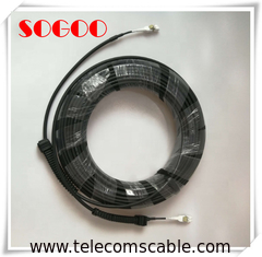 Antenna Duplex CPRI Fiber Cable Small Diameter Light Weight RoHS Certificate