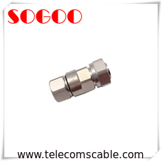 DIN Male Feeder Cable Connector Mini 4.1-9.5 Plug Male Connector