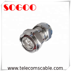 7 16 DIN Feeder Cable Connector 1/2'' Flexible Cable Circular Connector
