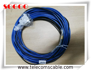 Huawei / ZTE Telecom Cable Assemblies For Replacement Old Telecommunication Project