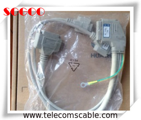 High Density Telecom Cable Assemblies Dh50 50 Pin For Zte 8200 Salt Mist Proof