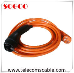 China High Temperature Shield Robotics Cable High Flex With Wire Harness factory
