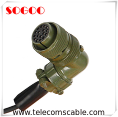 China Aviation Electromechanical Device Telecom Cable Assemblies Wiring Power Line Control factory
