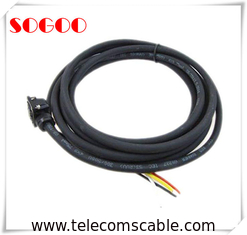 1 M Power Cable Assembly MR-PWS1CBL3M-A1-L For Mitsubishi Servo Motor MR-J3