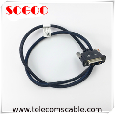 Huawei / ZTE 48V Base Station Cable 10m For Baseband Cabinet CE Approval