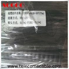 China Huawei CPRI Fiber Cable P N 14130645 Parts DLC / UPC With Single Mode factory