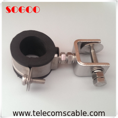 "China Hoop Type Feeder Cable Clamp For 1/2"" , 7/8"" , 1-1/4"" , 1-5/8"" 3-1/8"" Feeder Cable factory"