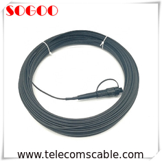 Outdoor Optical CPRI Fiber Cable FTTA Fiber Cable Huawei Outdoor Patch Cord