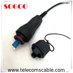 FULLAXS Compatible CPRI Fiber patch cord, Waterproof Fiber Optic cable