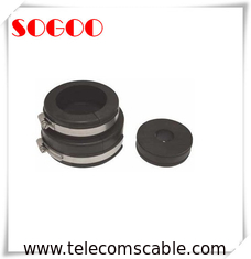 China 9 Holes Cable Entry Windows Electrical Cable Boot / Cable Entry Plate IP65 factory