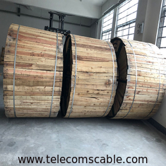 "China 1-1/4""  5/4""  RF Coaxial cable , Telecom Aluminum Feeder Cable factory"