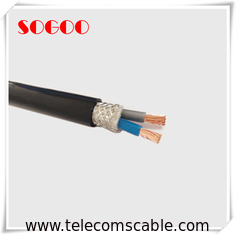 2X6mm² Base Station Cable RRU Shield Cable For RRU Installation 1000m Per wooden drum