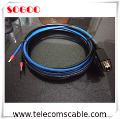 China ZTE  ZXMP M721 Power cord cable - 48V cable zxtr b326 Telecom Cable Assemblies factory