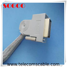 64 Cores 32 Channels Subscriber Cable With Delander Connector OEM For MA5600