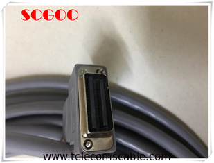 Telecom Cable Assemblies ADEE Cable 19-04140133-0217481351 With Delander Connector