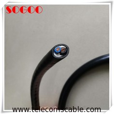 Outdoor DC RRU Power Base Station Cable Length 1000m Per Reel For ZTE Huawei