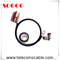 Ring Buckle Type Coaxial Cable Grounding Kit Sus 304 Metal 1 Year Warranty