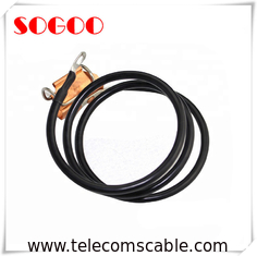 "China Compact Structure 7/8"" Coaxial Cable Grounding Kit Ring Buckle Type For Cable factory"