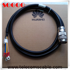 Huawei Rru3606 Rf 220v Power Cord Cable Three Hole Rru Ac Aviation Head