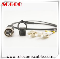 China OEM Waterproof Outdoor Fiber Patch Cable Jumper Rru Cpri Fiber Optic Patch Cord factory