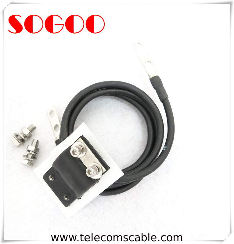 "1/4"",1/2"",3/8"",7/8"",5/4"",1-5/8"" Feeder Grounding kit / Earth Kit For Telecom supplier"