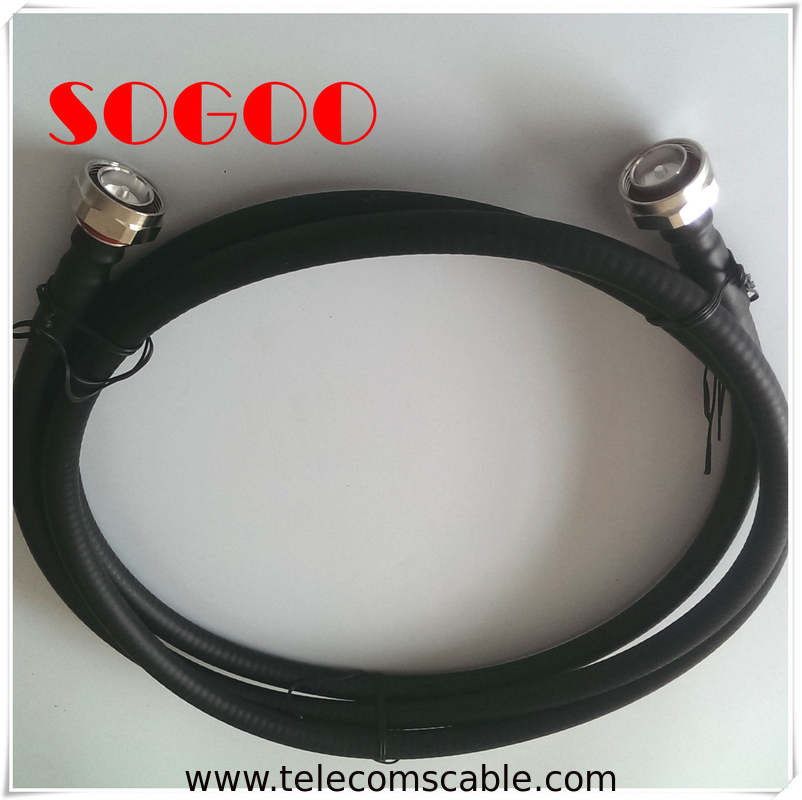 1/2 Superflex Cable 4g Wifi With Min Din Female To Mini Din Male Connector supplier
