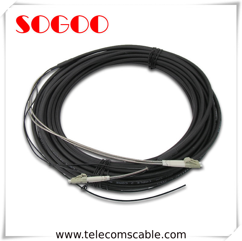 100M CPRI Fiber Cable SC Single mode Cable Patch Cord SC UPC 2 Core supplier