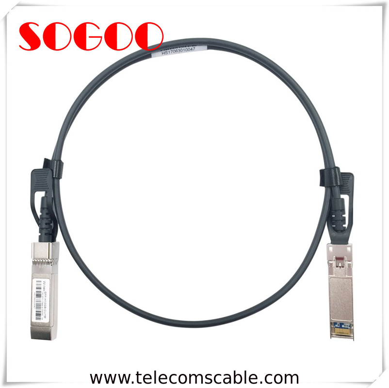 Passive Direct Attach Copper Cable Cisco QSFP-H40G-CU1M Compatible 40G supplier