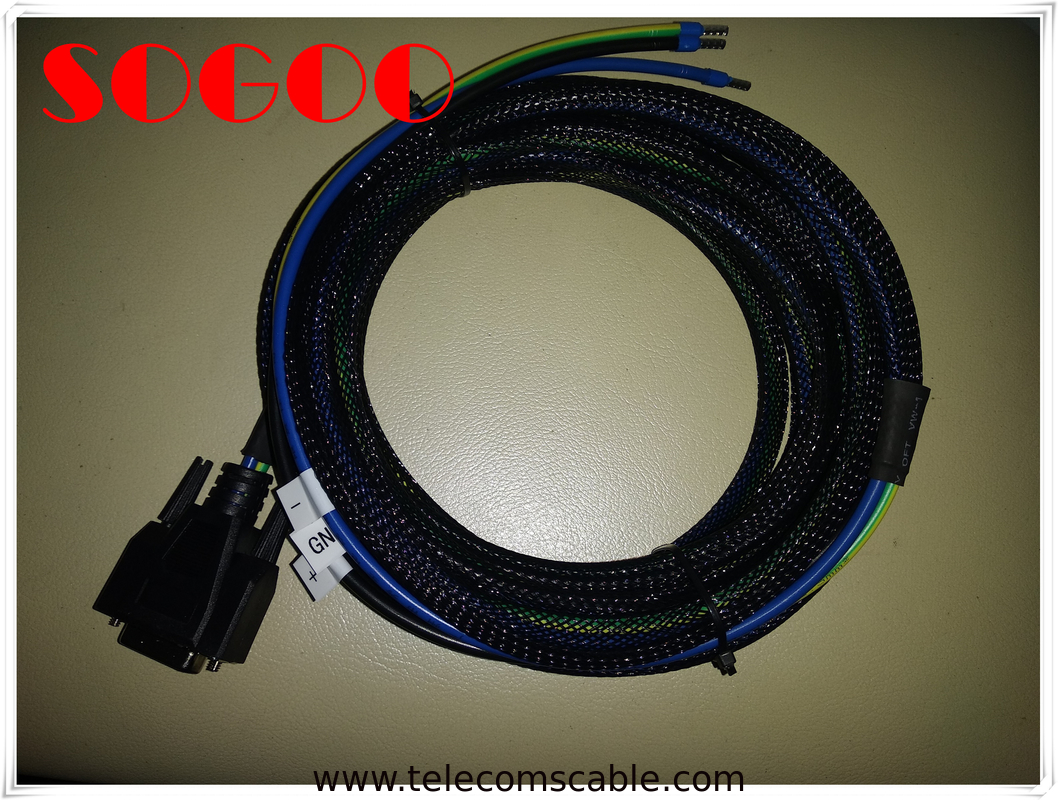 OLT 48V DC Power Cable For RD330 430 530 630 640 DPS-800AB-5 GND Power Cord supplier