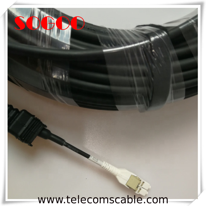 Antenna Duplex CPRI Fiber Cable Small Diameter Light Weight RoHS Certificate supplier