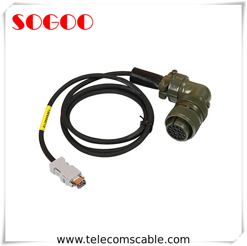 Aviation Electromechanical Device Telecom Cable Assemblies Wiring Power Line Control supplier