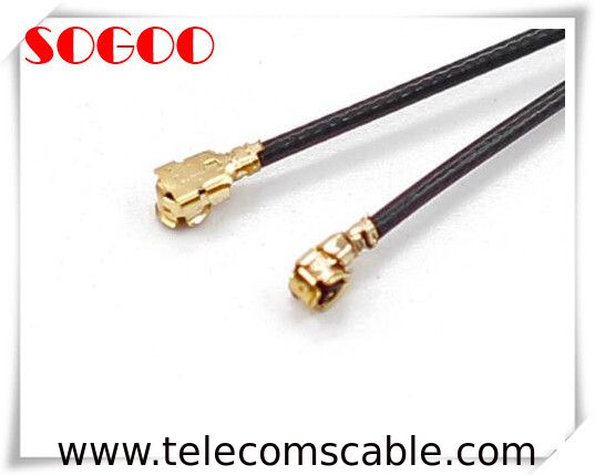 0.2M RF Jumper Cable U.FL IPEX To U.FL IPEX Pigtail Cable 1.13mm 0.81mm supplier