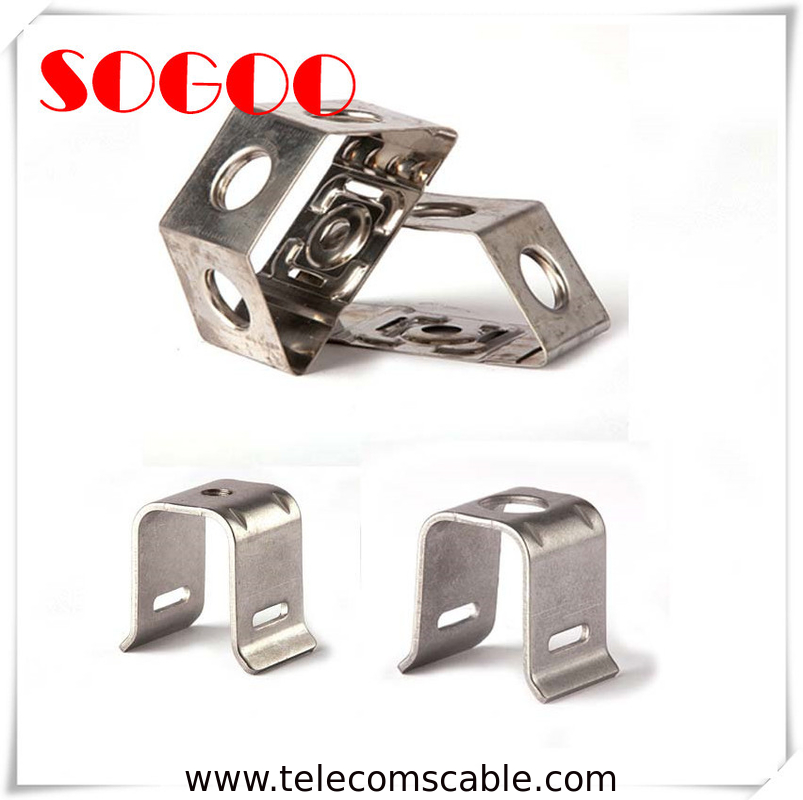 Small Universal Tower Stand Off Bracket For Snp In Hanger / Butterfly Hanger supplier