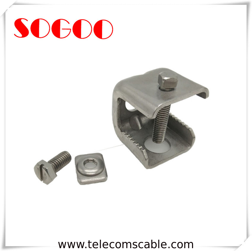 "Wireless Tower 3/8"" Threaded Standoff Adapter Sus304 Material For Cable Mounting supplier"