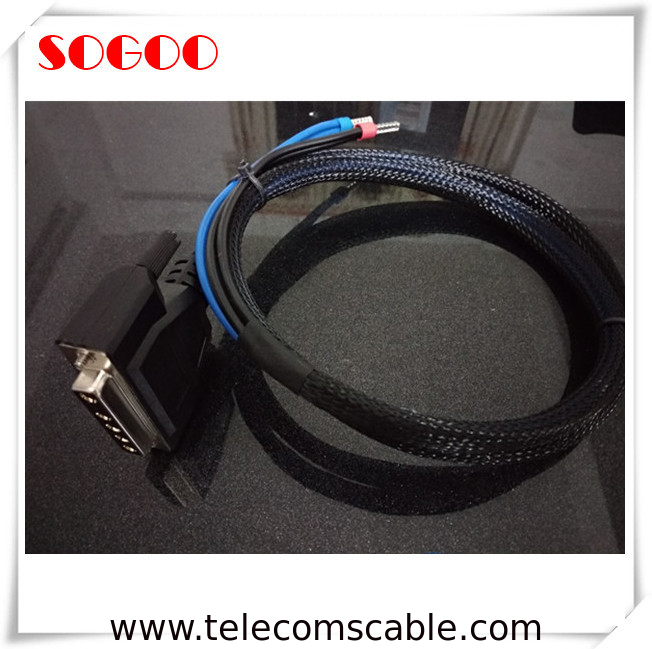 Fiberhome DC 48V Power cord cable AN5516-01 5 holes for CiTRANS R865 supplier