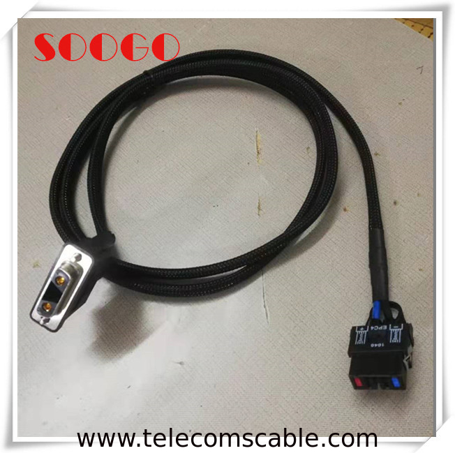 3v3 To 926522 Connector Telecom Cable Assemblies For Multi Mode Radio Frequency Unit supplier