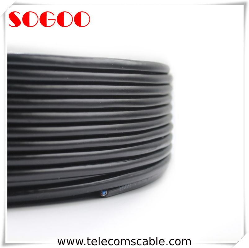 DC RRU Outdoor Electrical Cable Precision Black Color For ZTE Remote Radio Unit supplier