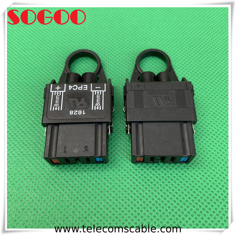 EPC4 connector and Cable assemblies for Huawei ZTE telecommunication equipment supplier
