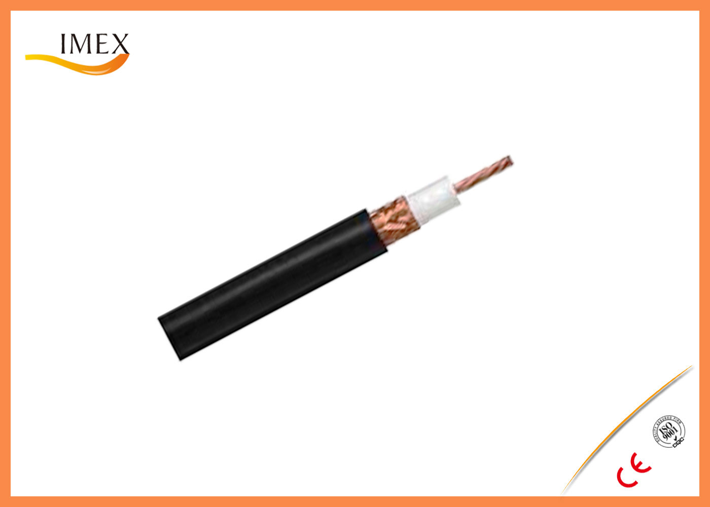 High performance RG coaxial cable RG58 power cable wire cable ...